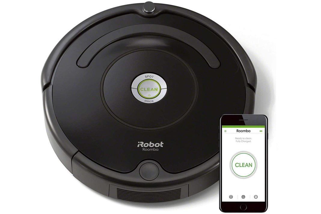 iRobot Roomba 650 Aspirateur Robot, système de nettoyage