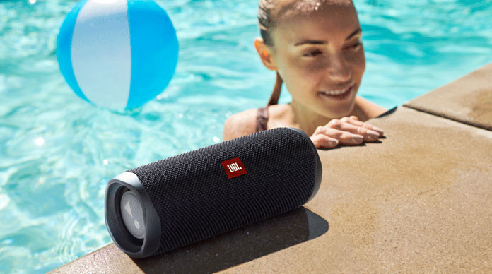 JBL Flip 5 – Enceinte Bluetooth Portable Robuste