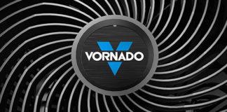 Logo de la marque de ventilateur américaine Vornado