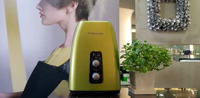 Humidificateur Electrolux vert