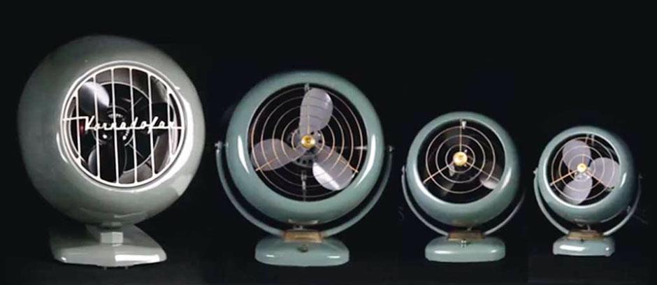 Ancienne gamme de Ventilateurs Vornado