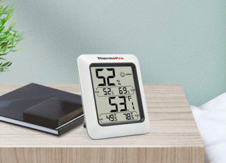 Hygromètre Numérique ThermoPro TP50