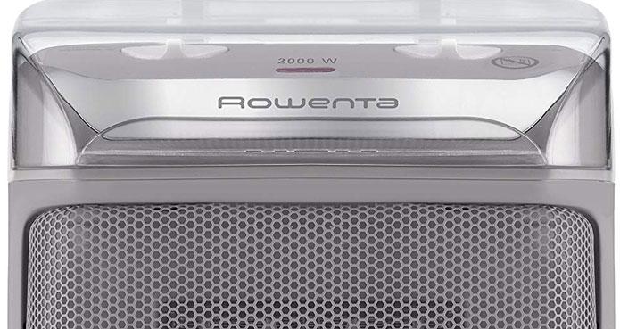 Radiateur soufflant Rowenta Excel Aqua Safe SO9280 F0