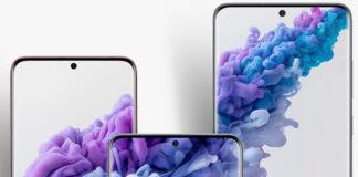 Le Samsung Galaxy S20 en trois déclinaisons