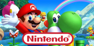 Illustration Nintendo : Mario et Yoshi