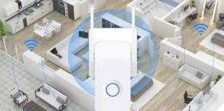 Le meilleur répéteur Wifi pour prolonger le réseau sans fil