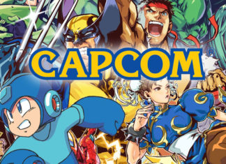 Wallpaper - Jeux vidéo Capcom