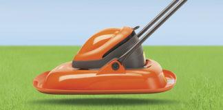 Tondeuse sur coussin d'air Flymo TurboLite 330 Orange