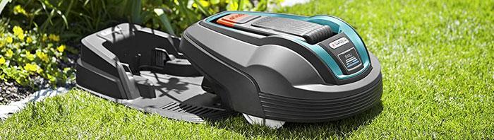 Robot Tondeuse Électrique Gardena 4071-60 R40LI