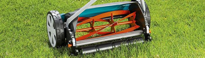Tondeuse à gazon manuelle Gardena 400 C Classic à lames hélicoïdales