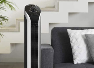 Photo article Meilleur ventilateur colonne