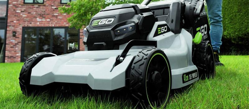 Tondeuse à gazon électrique sans fil Ego Power + LM1903E-SP