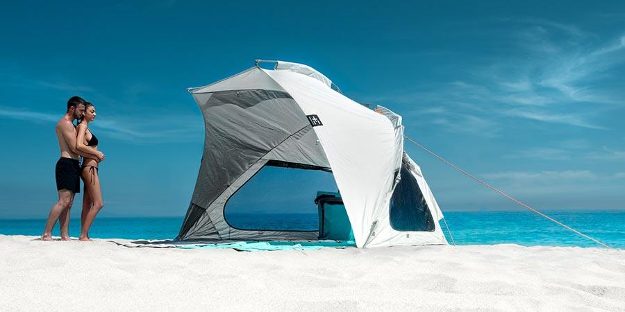 Tente de plage Terra Nation Reka-Kohu Ultra