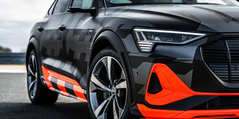 Audi e-Tron Sport Quattro