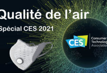 """Illustration dossier """"Qualité de l'Air"""" - Spécial CES-2021"""