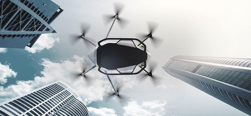 evTOL Skai - Alaka'i Technologies