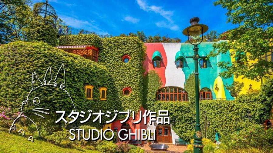 Musée de l'animation Ghibli