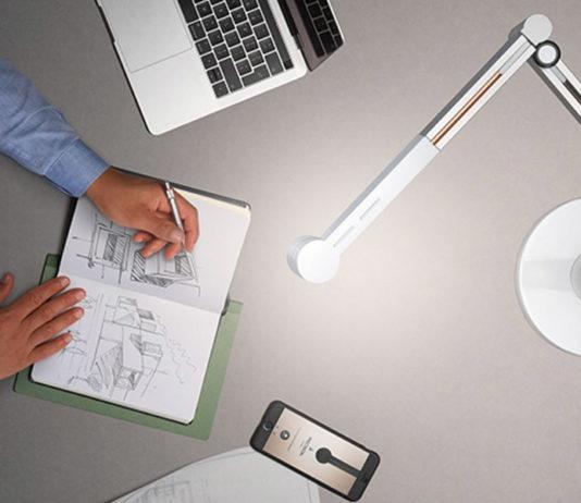 """Illustration guide d'achat """"Meilleure Lampe de Bureau"""""""