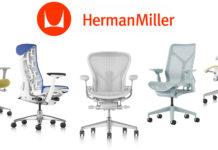 Les 5 meilleures chaises de bureau ergonomiques Herman Miller