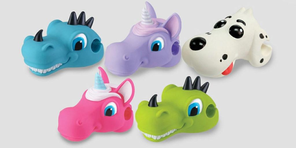 Personnalisez votre trottinette avec ces licornes et des dinosaures de marque Globber